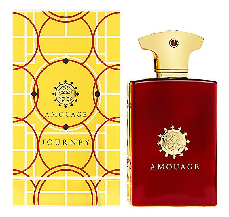 Perfume oil inspired by Journey Man