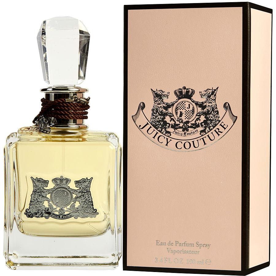 Perfume oil inspired by Juicy Couture