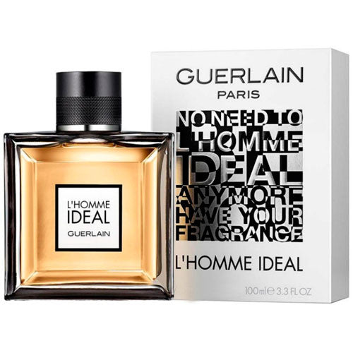 Perfume oil inspired by L'Homme Ideal
