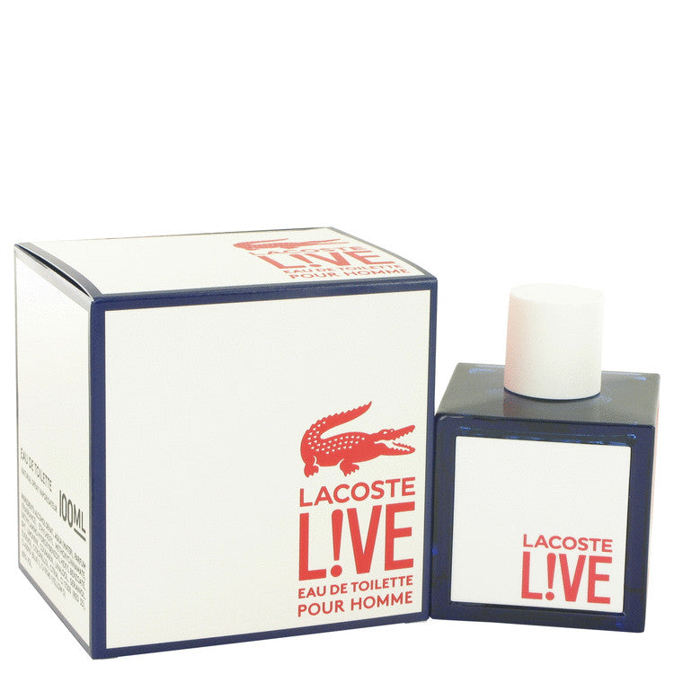 Perfume oil inspired by Lacoste Live