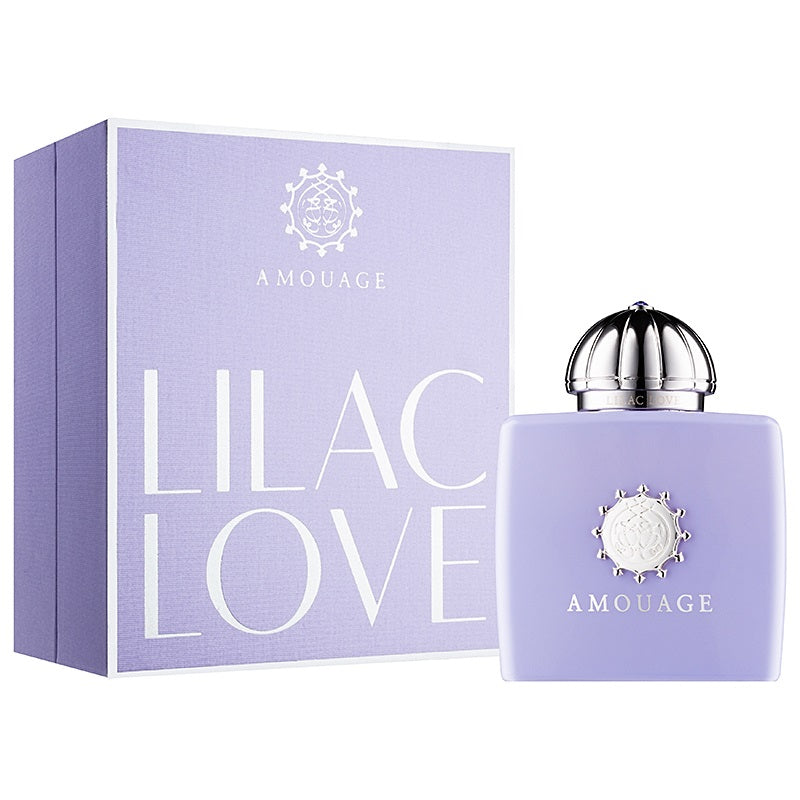 Perfume oil inspired by Lilac Love