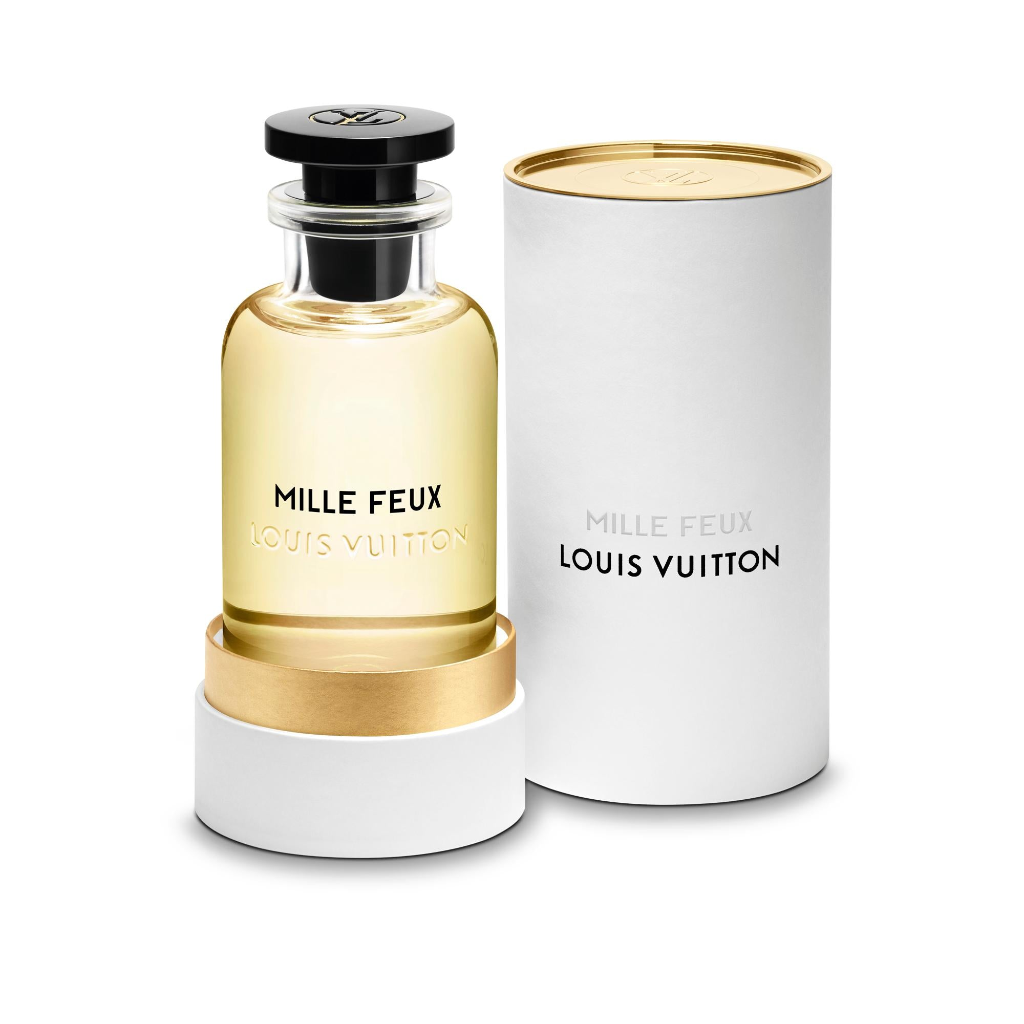 Perfume oil inspired by Mille Feux