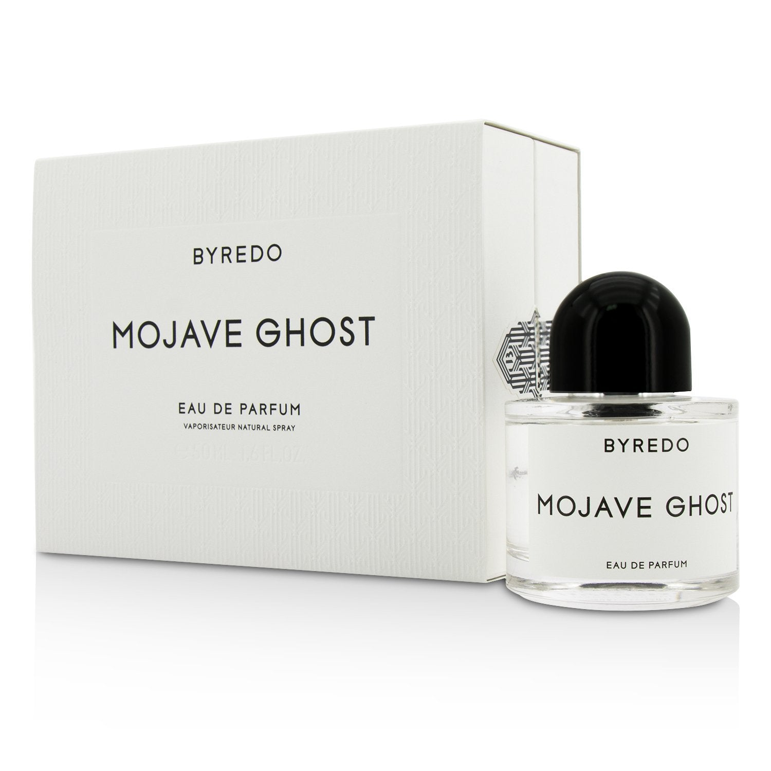 Perfume oil inspired by Mojave Ghost