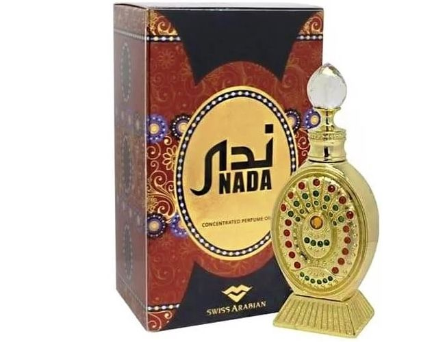Perfume oil inspired by Nada