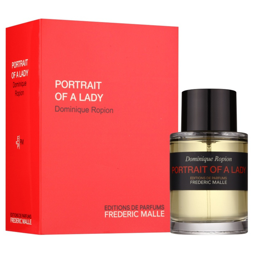 Perfume oil inspired by Portrait of a Lady