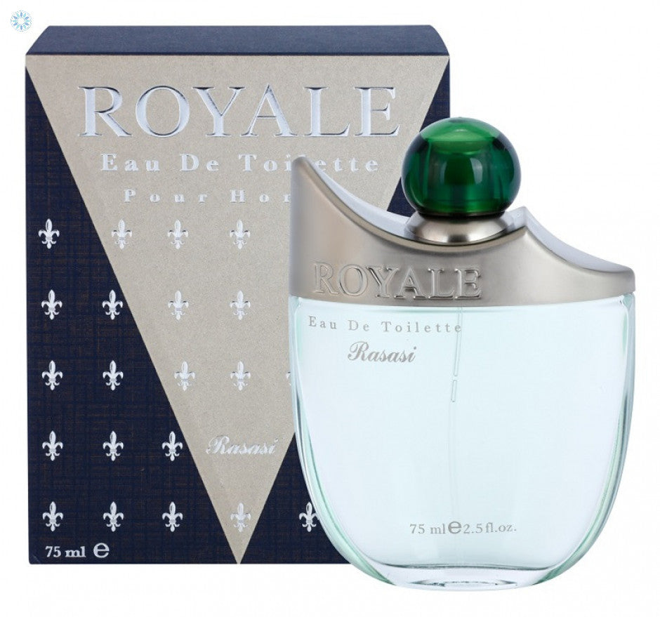 Perfume oil inspired by Royale Pour Homme
