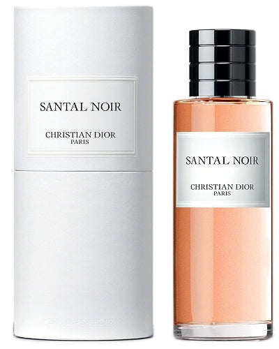 Perfume oil inspired by Santal Noir