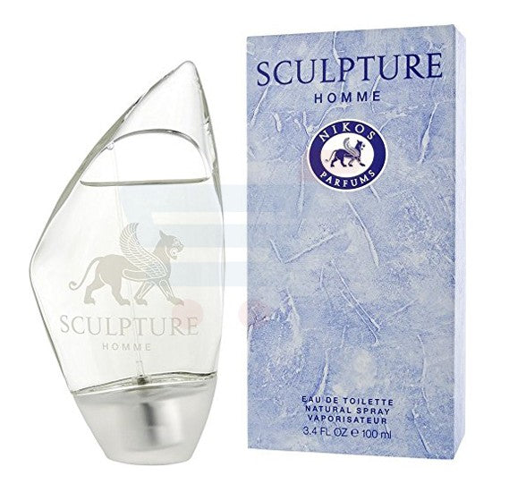 Perfume oil inspired by Sculpture Pour Homme
