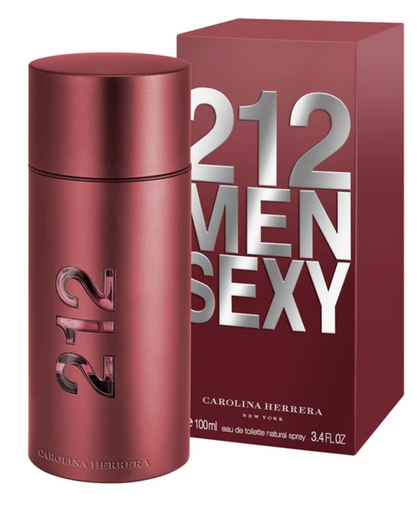 Sexy 212 Men Carolina Herrera