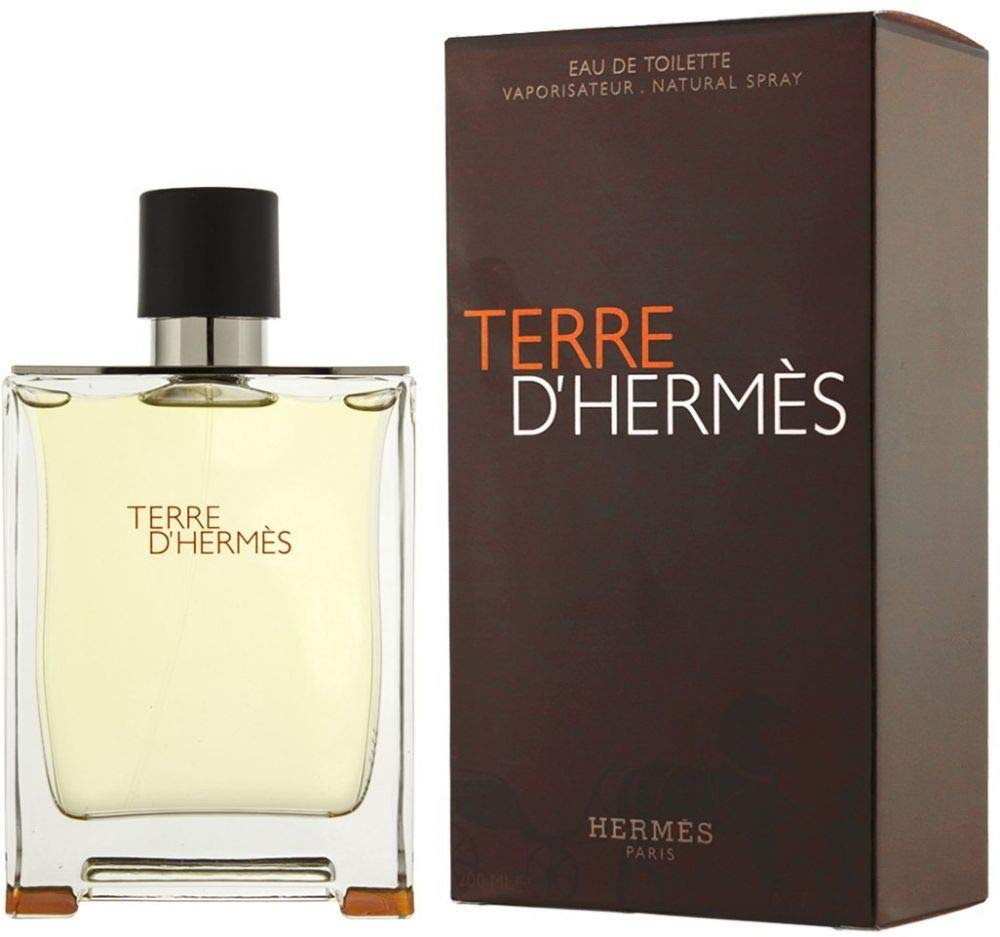 Perfume oil inspired by Terre d'Hermes