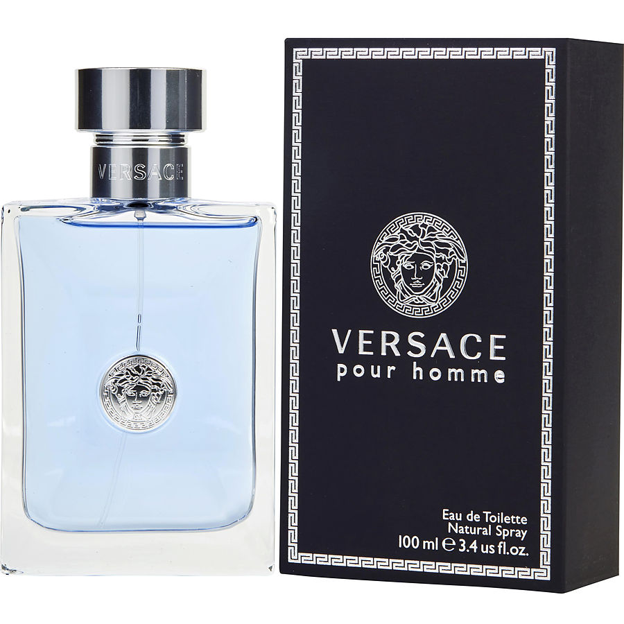 Perfume oil inspired by Versace Pour Homme
