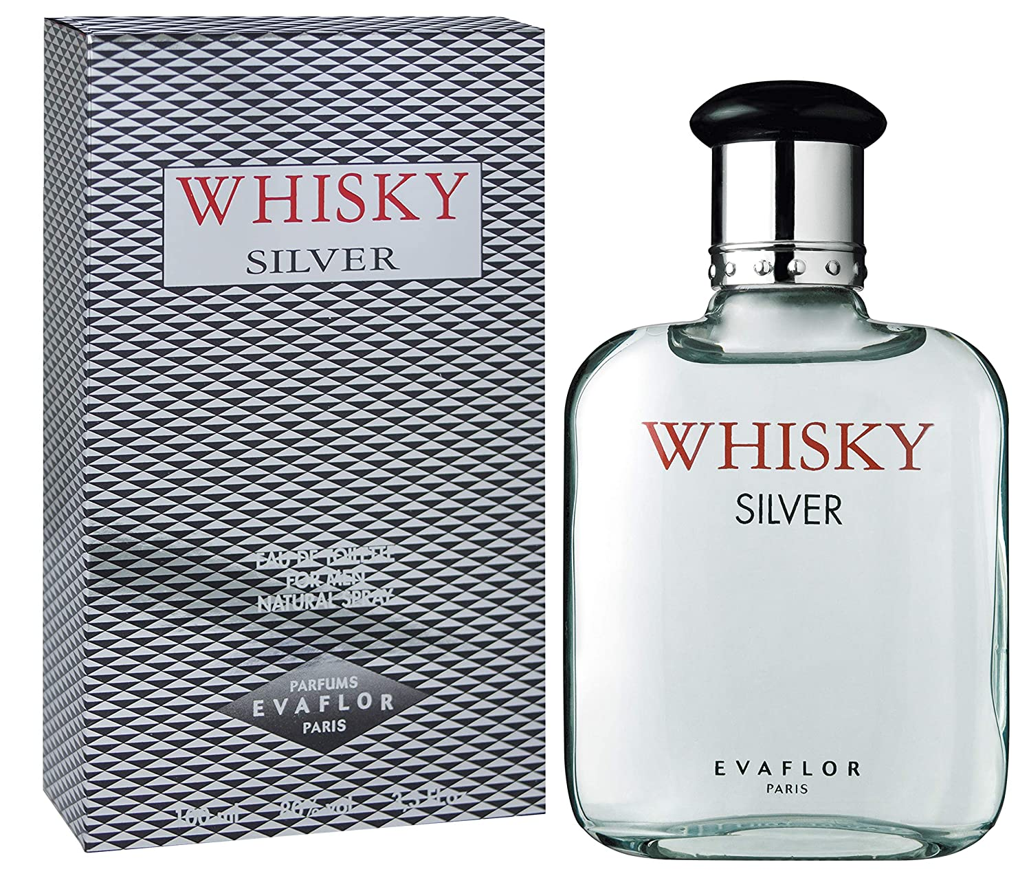 Perfume oil inspired by Whisky Silver