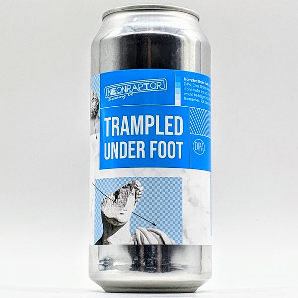 Neon Raptor - Trampled Under Foot - 9% DIPA - 440ml Can