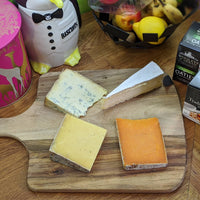 Fathers Day Pre Order - Classic Courtyard Dairy Cheese Selection