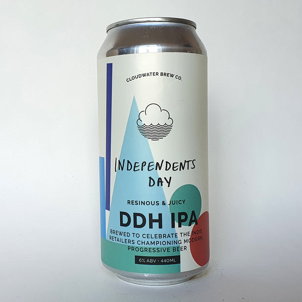 Cloudwater / Indie Retailers - Independents Day