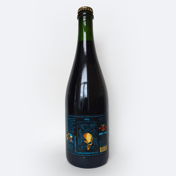 De Struise - Black Damnation - Willy (Clynelish Wilson & Morgan BA - Highland)