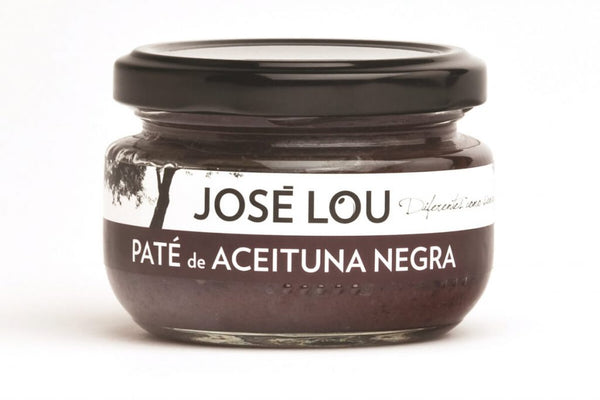 Jose Lou - Black Empeltre Olive Pate from Aragon