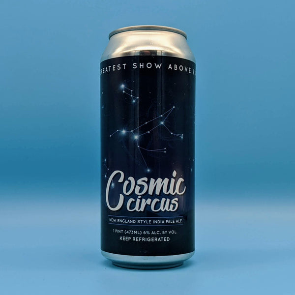 Connecticut Valley Brewing Company - Cosmic Circus - 6% ABV - 440ml Cans