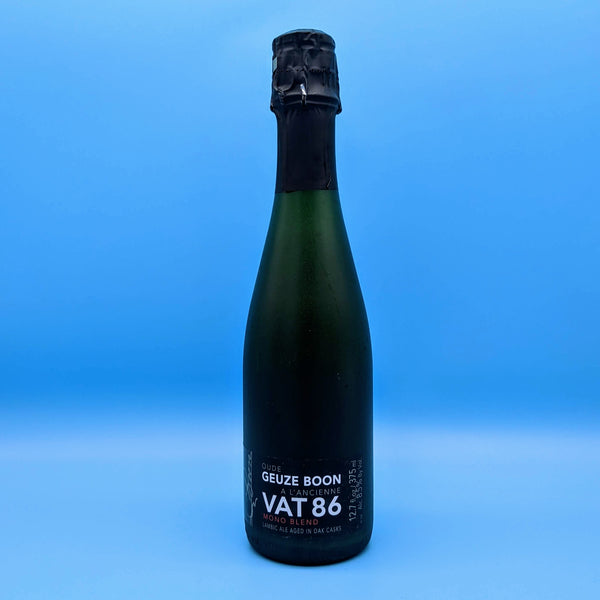 Oude Geuze Boon à L'Ancienne - Vat 86 Mono Blend - 8.5% ABV - 375ml