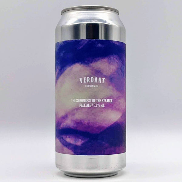 Verdant - Strongest of the Strange - 5.2% ABV - 440ml Cans