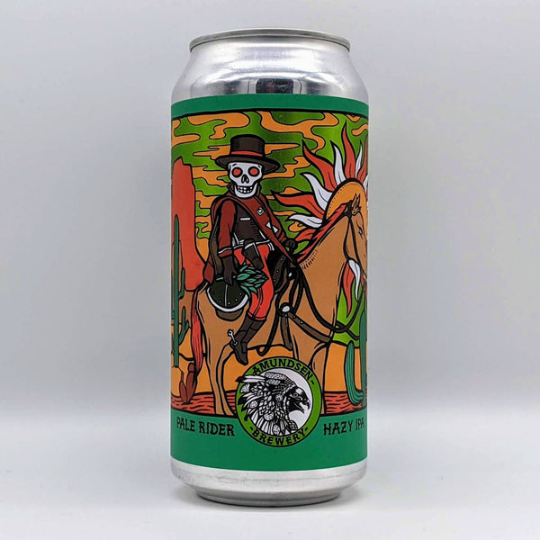 Amundsen - Pale Rider - 6.2% ABV - 440ml Can