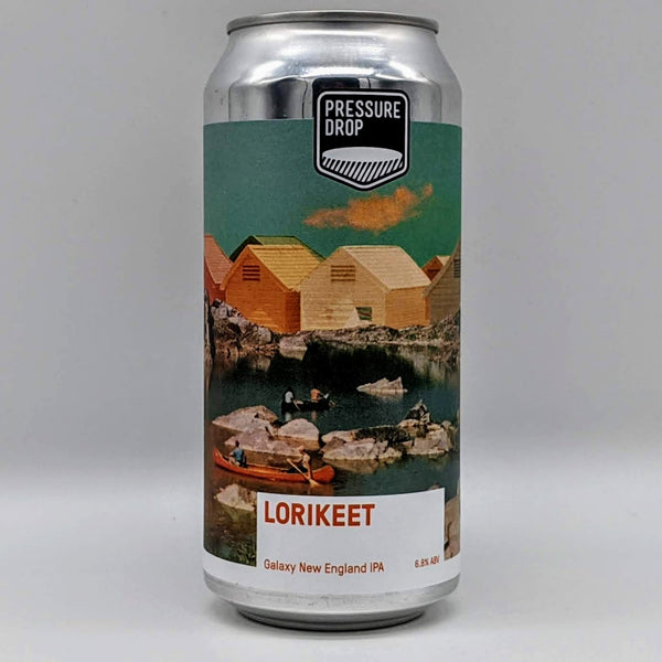 Pressure Drop - Lorikeet - 6.8% ABV - 440ml Cans