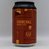 Frontaal / Halve Tamme - Churchill - 11% ABV - 330ml Cans
