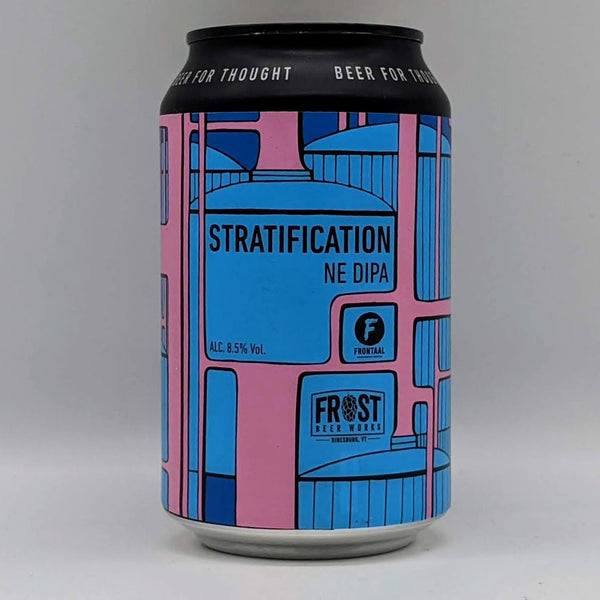 Frontaal - Stratification - 8.5% ABV - 330ml Can