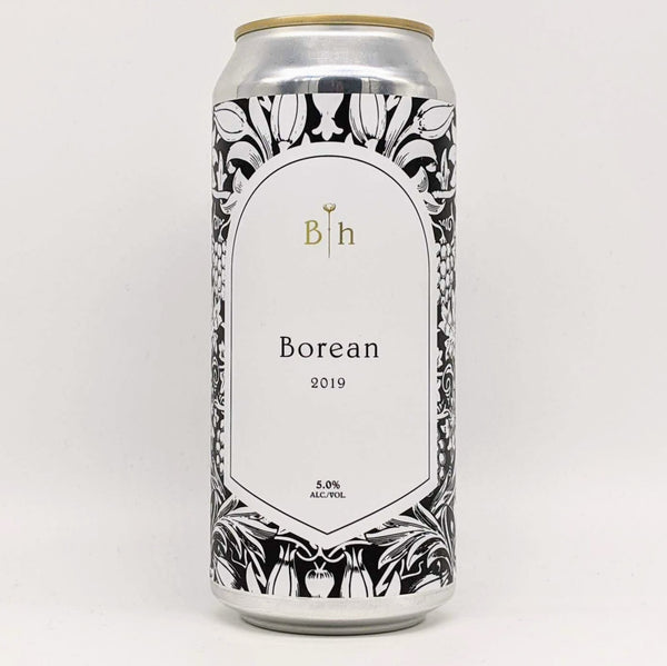 Brewery Bhavana - Borean - 5% ABV - 473ml Can
