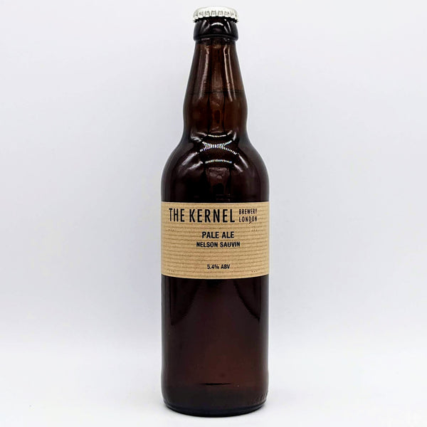 The Kernel - Pale Ale Nelson Sauvin - 5.4% ABV - 500ml Bottle