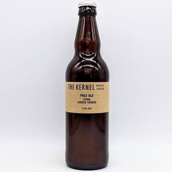 The Kernel - Pale Ale Citra Azacca Taiheke - 5.5% ABV - 500ml Bottle