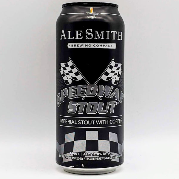 Alesmith - Speedway Stout - 12% ABV - 473ml Can