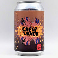 Lervig / Track - Cheap Lunch - 14% ABV - 330ml Can