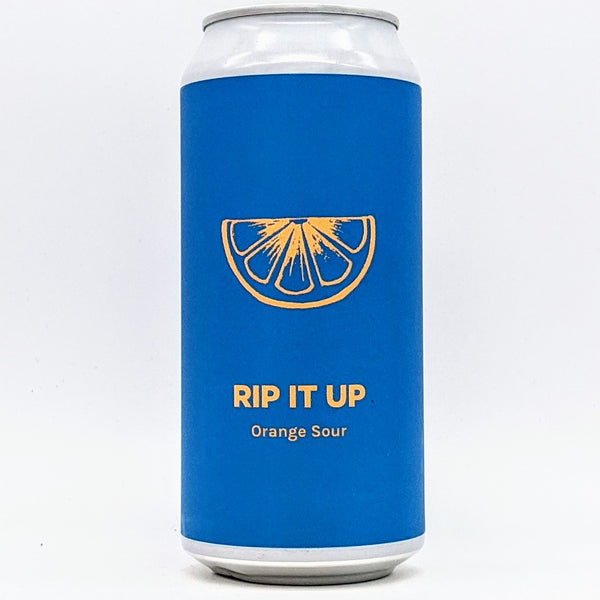 Pomona Island - Rip It Up - 5% ABV - 440ml Cans