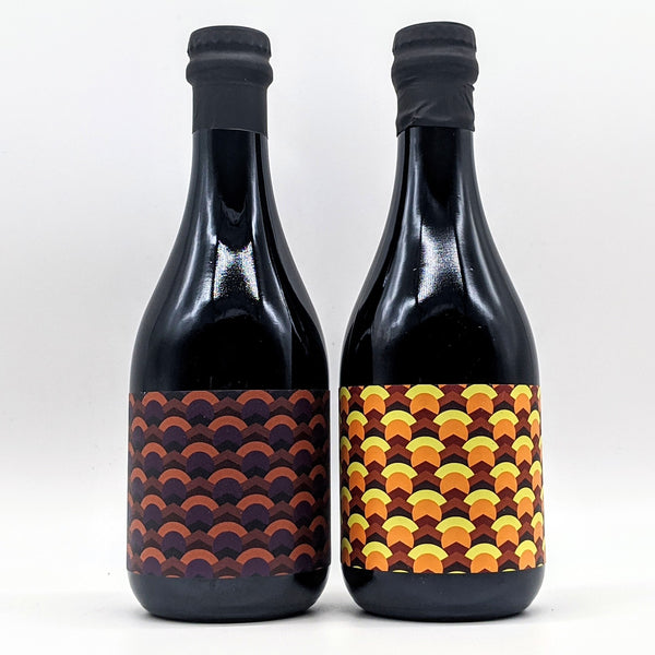 Brick - Barrel Aged Winter Berry Sour Box Set (Pinot Noir & Moscatel)