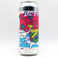 Deya - Saturated in Citra - 8% ABV - 500ml Can