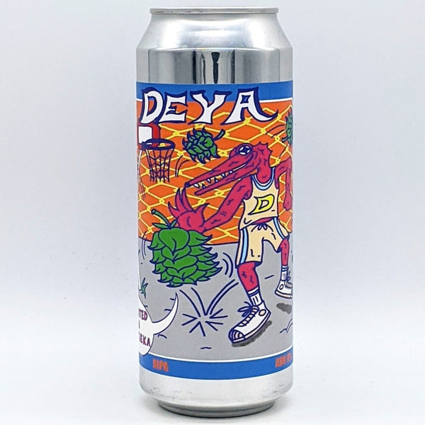 Deya - Saturated in Motueka - 8% ABV - 500ml Can