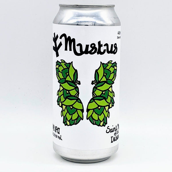 St Mars of the Desert - Mustus - 440ml Can - 5.4% ABV