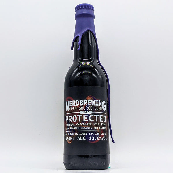 Nerd Brewing - Protected - 13% ABV - 330ml Bottles