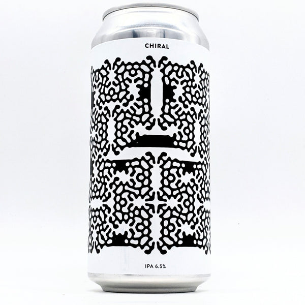 Gamma Brewing Co - Chiral - IPA - 6.5% ABV - 440ml Cans