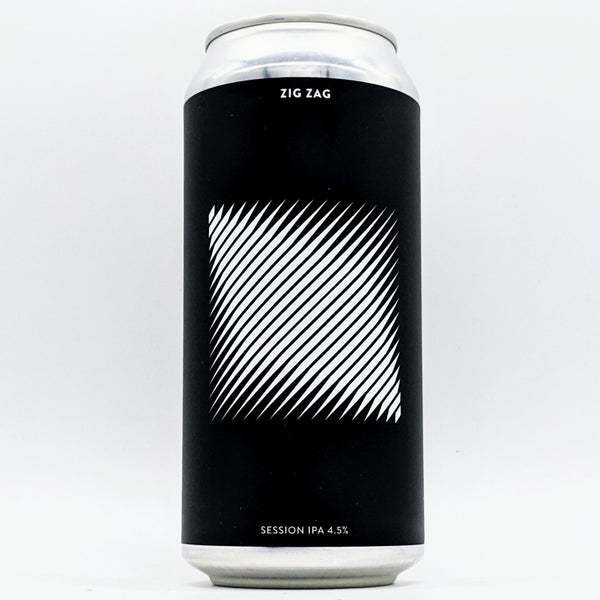 Gamma Brewing Co - Zig Zag - Session IPA - 4.5% ABV - 440ml Can