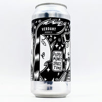 Verdant - People Money Space Time - Pale - 3.8% ABV - 440ml Can