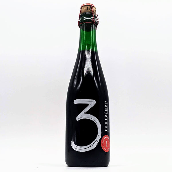 3 Fonteinen - Intense Red (Intens Rood)  - 18/19 Assemblage 83 - 6.6% ABV - 375ml Bottle