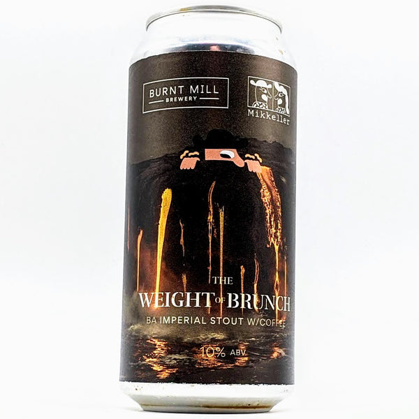 Burnt Mill - The Weight of Brunch - 10% ABV - 440ml Can