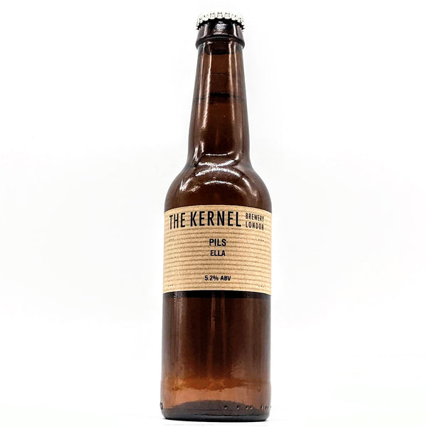 The Kernel - Pils Ella - 5.2% ABV - 330ml Bottle