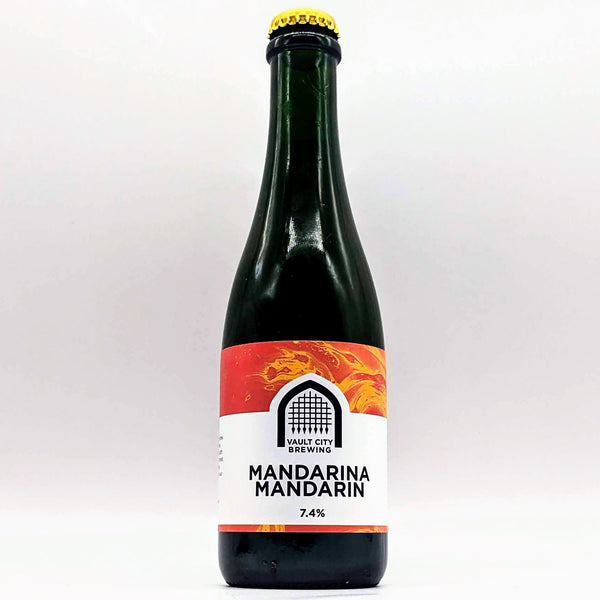 Vault City - Mandarina Mandarin - 7.7% ABV - 375ml Bottle