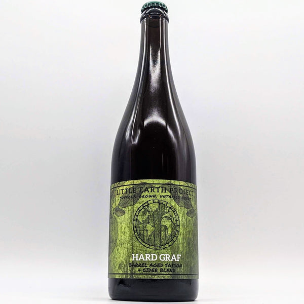 Little Earth - Hard Graf - 6.3% ABV - 750ml Bottle