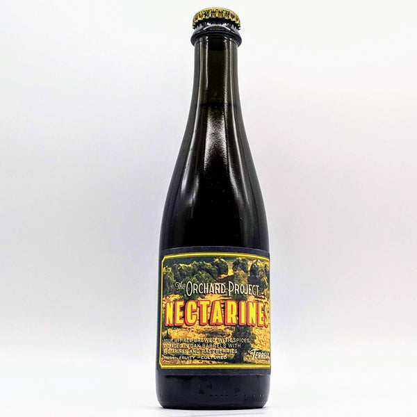 The Bruery - Orchard Project Nectarines - Nectarine Sour - 8.7% ABV - 375ml Bottle