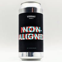 Verdant - The Importance Of Being Non Aligned - 6.5% ABV - 440ml Can