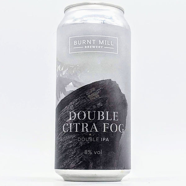 Burnt Mill - Double Citra Fog - 8% ABV - 440ml Can